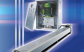 در باز کن های الکتریکی موتوری ریلی istr_mec800 - در باز کن های الکتریکی موتوری ریلی istr_mec800